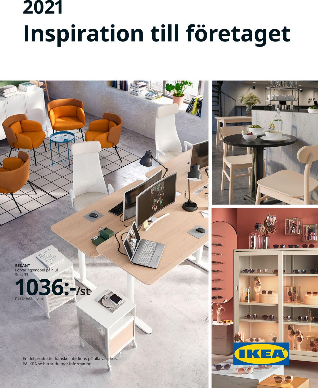 Reklamblad IKEA från 08/09-2020