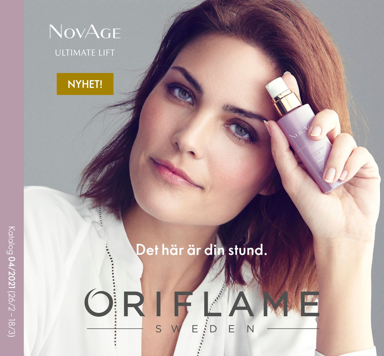 Reklamblad Oriflame från 26/02-2021