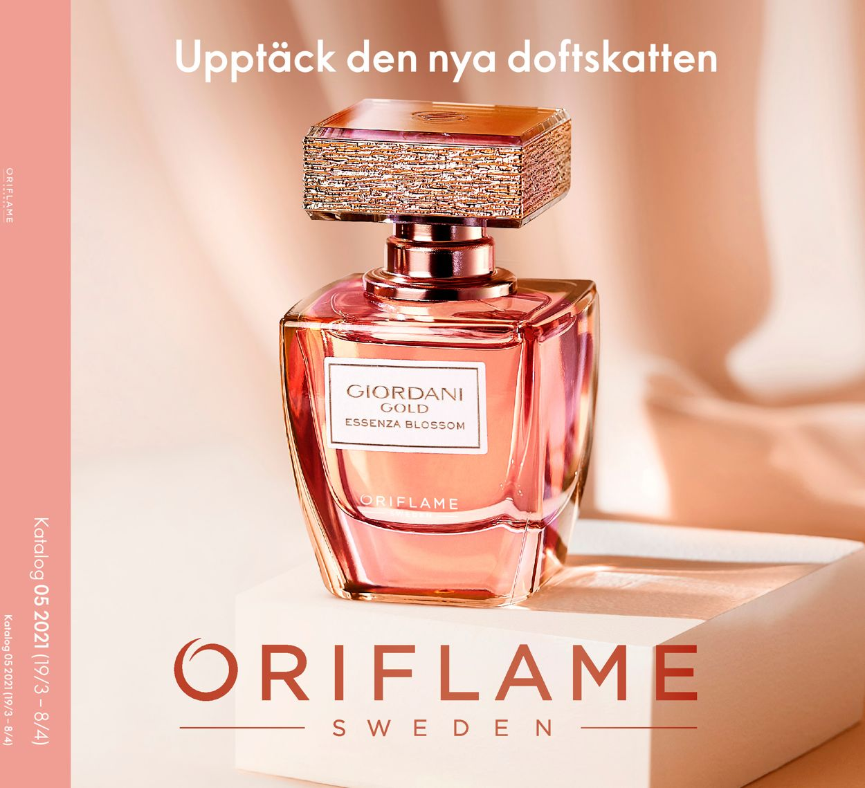 Reklamblad Oriflame från 19/03-2021