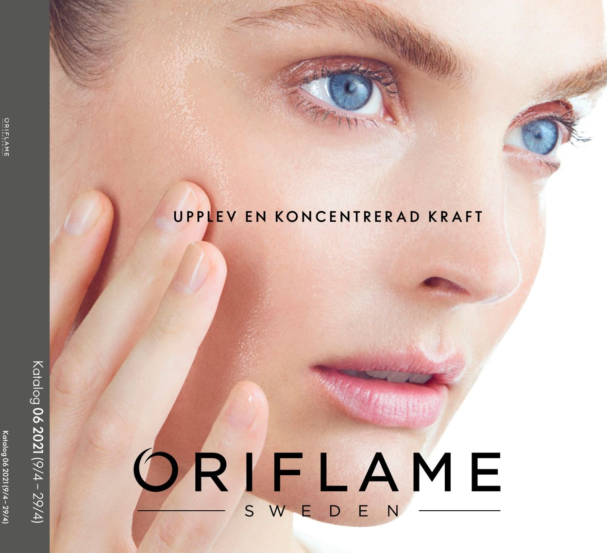Reklamblad Oriflame från 09/04-2021