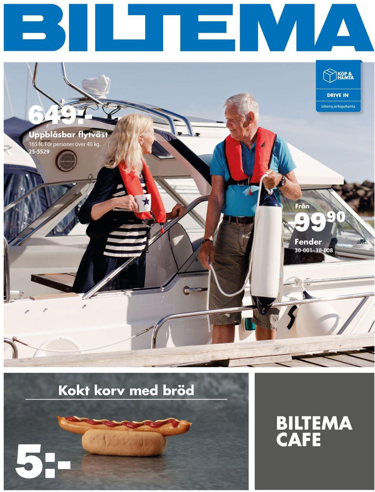 Reklamblad Biltema från 29/06-2020