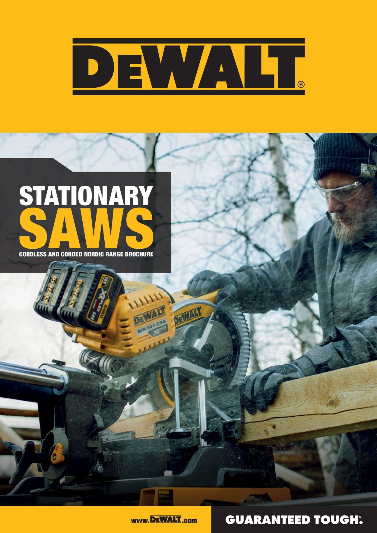 Reklamblad DeWALT från 13/04-2021