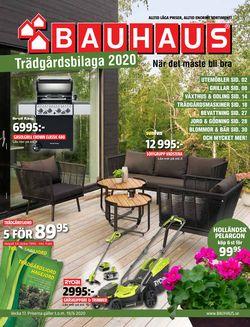 Reklamblad Bauhaus från 11/05-2020