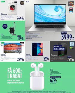 Reklamblad Elgiganten från 27/07-2020