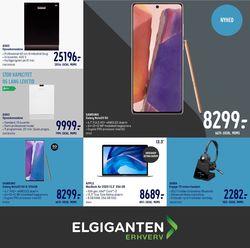 Reklamblad Elgiganten från 07/09-2020