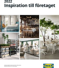 Aktuell annons IKEA