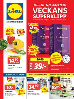 Aktuell annons Lidl