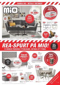 Reklamblad Mio från 21/06-2020