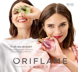 Reklamblad Oriflame från 24/04-2020