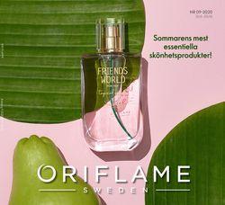 Reklamblad Oriflame från 05/06-2020