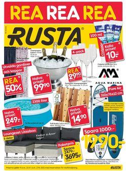 Aktuell annons Rusta