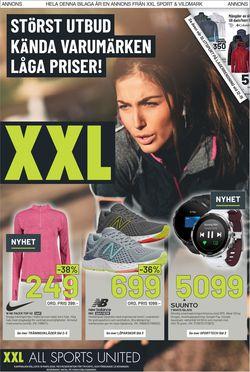 Reklamblad XXL från 09/03-2020