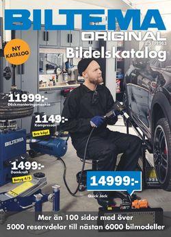Reklamblad Biltema från 19/08-2019
