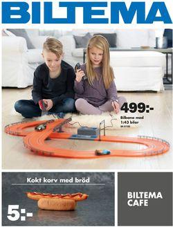 Reklamblad Biltema från 23/02-2020