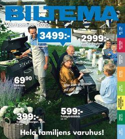 Reklamblad Biltema från 01/03-2020