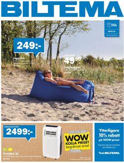 Reklamblad Biltema från 06/07-2020
