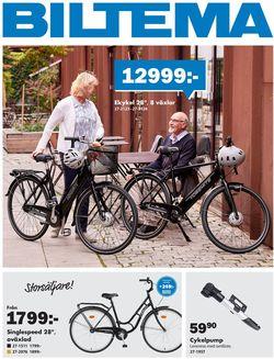 Reklamblad Biltema från 08/03-2021