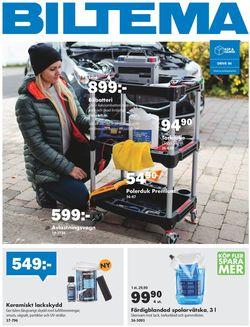 Aktuell annons Biltema