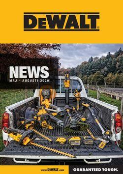 Reklamblad DeWALT från 01/05-2020