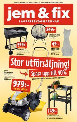 Aktuell annons Jem & Fix