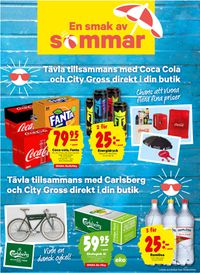 Reklamblad City Gross från 08/06-2020