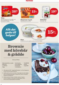 Reklamblad Hemköp från 27/07-2020
