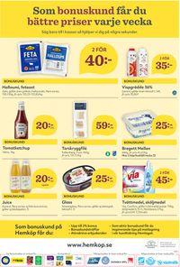 Reklamblad Hemköp från 10/08-2020