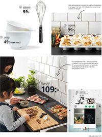 Reklamblad IKEA från 20/04-2021