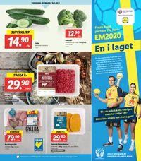 Reklamblad Lidl från 06/01-2020