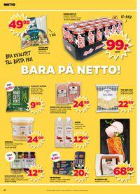 Reklamblad Netto från 27/04-2020